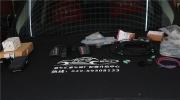 17款路虎加装ACC全景360盲点监测825音响
