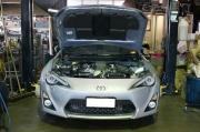 丰田86改装完美的2GR-FSE双涡轮增压V6