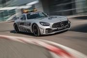 奔驰AMG GT R成为2018年官方FIA F1安全车