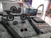 【六安道声汽车音响隔音改装】本田XRV升级FOCAL,精准诠释...