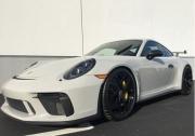 保时捷911 GT3改装HRE轮毂和暴力GRP排气