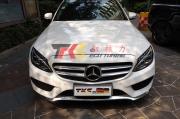奔驰c260 2.0T刷ecu 升级德国TKS定制程序