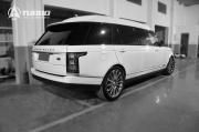 倍拓(上海)汽车科技有限公司---路虎皇家一号改装