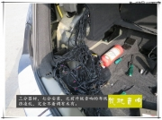成都奥迪Q5音响改装升级德国彩虹搭配韩国山星