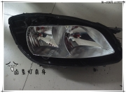 福特翼虎卤素灯升级进口海拉5透镜搭配进口欧司朗灯泡