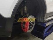 NDP改装 | 别克昂科拉改装德国TEI Racing P40S大四刹车套装