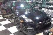 尼桑GTR音响升级改装美国霸克汽车音响