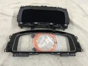 武汉 高尔夫7.5rinle加装原装液晶仪表 导航地图同步