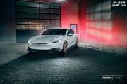 Novitec为特斯拉Model S推出改装包