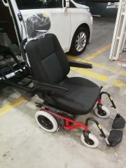 别克GL8原装进口福祉座椅安装