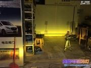 车灯改装兴美源车灯雷克萨斯LX570大灯升级LED双光智能大灯
