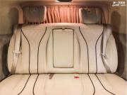 西安合正奔驰 V260 商务车内饰个性改装