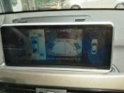 深圳坂田宝马X1改装安卓大屏导航360度全景行车记录仪