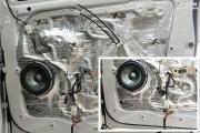 宝骏510汽车音响改装漫步者PF651A两分频喇叭【武汉伟鹏】