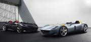 美丽的法拉利Monza SP1和SP2特别版