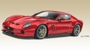 Ares Design汽车公司改装诠释经典法拉利250 GTO