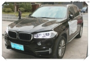 宝马X5 无损升级全套德国ETON汽车音响