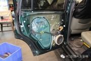丰田普拉多新车改装先锋主机卡顿喇叭卡顿功放卡顿低音