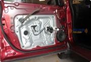 日产奇骏音响升级德国乐斯登 全车隔音 汽车隔音改装案例
