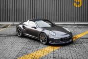 德国改装厂商Mcchip-DKR改装991.2保时捷911 Targa 4 GTS
