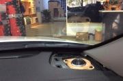 起亚K5音响升级改装美国霸克汽车音响