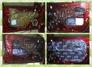 红色新款锐志音响改装无损升级意大利TEC SPL6P/K—佛山顺德...