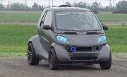 smart fortwo改装1.9 TDI涡轮增压四缸发动机