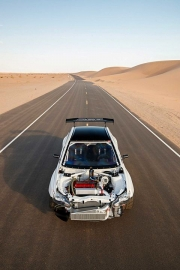 进阶改装三菱Evo X 超酷超拉风