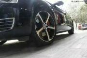 奥迪A8升级20寸JS锻造轮毂