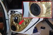 不一样的音乐,福特福克斯汽车音响改装DB喇叭、