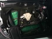 哈尔滨汽车音响改装奥迪A6L改装德国伊顿汽车音响