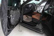 宝马X6汽车音响改装德国曼斯特音响诗芬尼...