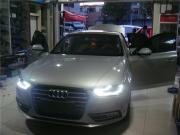 【奥迪A4L】汽车防爆膜的重要性、汽车车载导航的重要性...