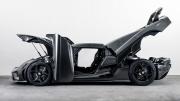 科尼赛克推出有史以来第一款裸碳纤维制成的Regera汽车