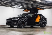 T Sportline推出改装版特斯拉Model X:T Largo 7