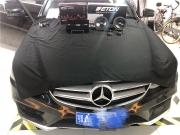 浓郁气氛随时享受 武汉奔驰E300汽车音响改装