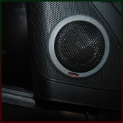 泉州道声奥迪Q5汽车音响专业改装 ATI 布莱克斯 喜力士DSP