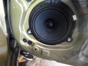 日产-骊威无损改装音乐本色专用音响系统及吸音降噪工程
