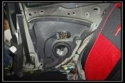 完美诠释 GTI汽车音响改装升级JBL三分频