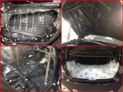 马自达6汽车音响改装德国HELIX、BRAX顶级发烧音响