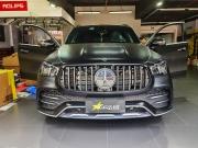 奔驰GLE53改装AMG原厂运动排气系统