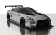 英国JRM公司打造终极赛道玩具日产GT-R GT23