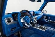 Brabus改装2019款梅赛德斯AMG G63