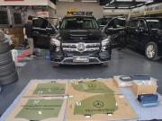 奔驰GLS450改装原厂HUD抬头显示【全国可改】