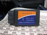 雨燕加装行车检测仪 和智能手机连接