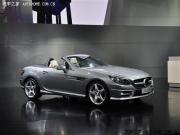 60.8万-93.8万 奔驰新一代SLK正式上市
