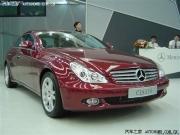 售76.8-177.8万元 奔驰换代CLS正式上市