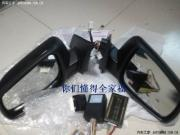 翼神改装自动折叠后视镜、原厂折叠开关
