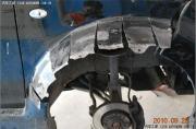 比亚迪F0改装:爆龟!尾喉,短弹簧,赛车座椅!