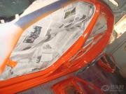 橙色精灵 - 改装速腾外观、大包围美图欣赏